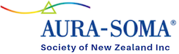 Aura-Soma Society of New Zealand Inc Logo